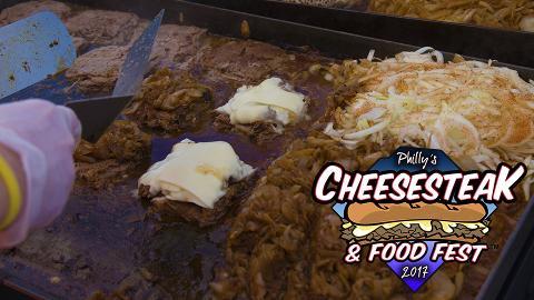 Phillys Cheesesteak Food Fest 2017 Mlbcom