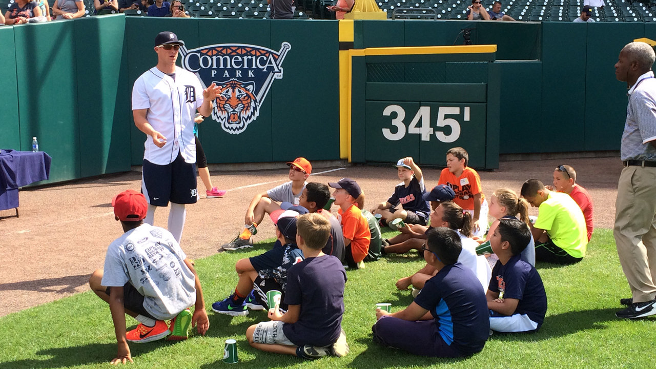 PLAY campaign educates young Tigers fans