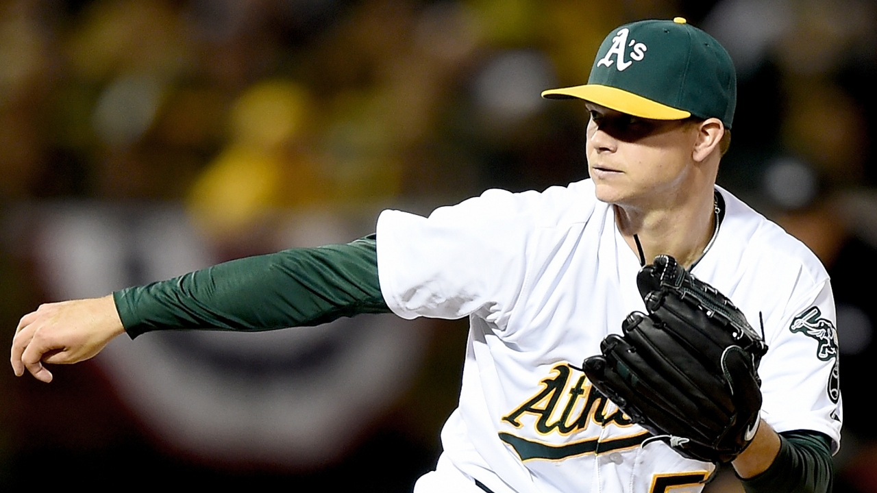 Gray dominante en victoria de Oakland vs. Texas