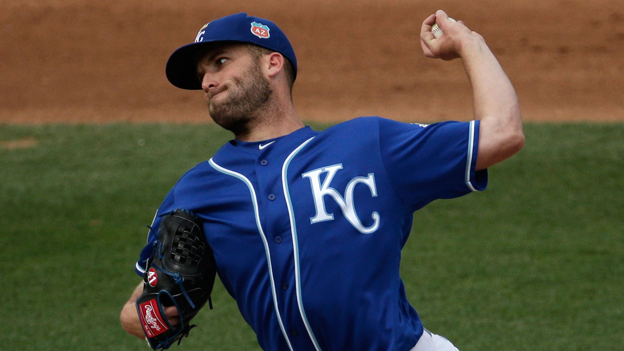 Royals aren't fazed by Duffy's spring struggles