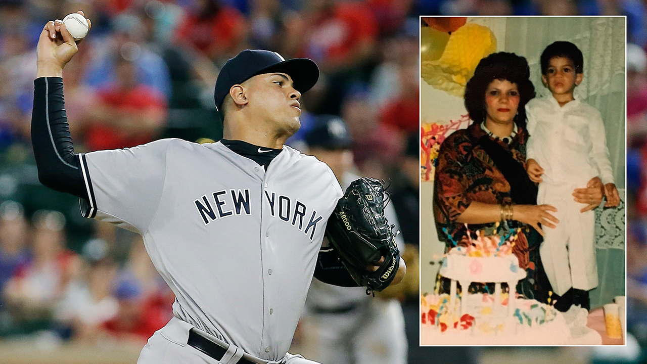 Betances owes debt to hardworking mother