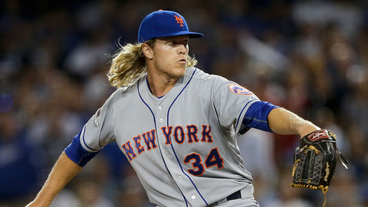 Noah Syndergaard may be unable to start Game 2 | MLB.com