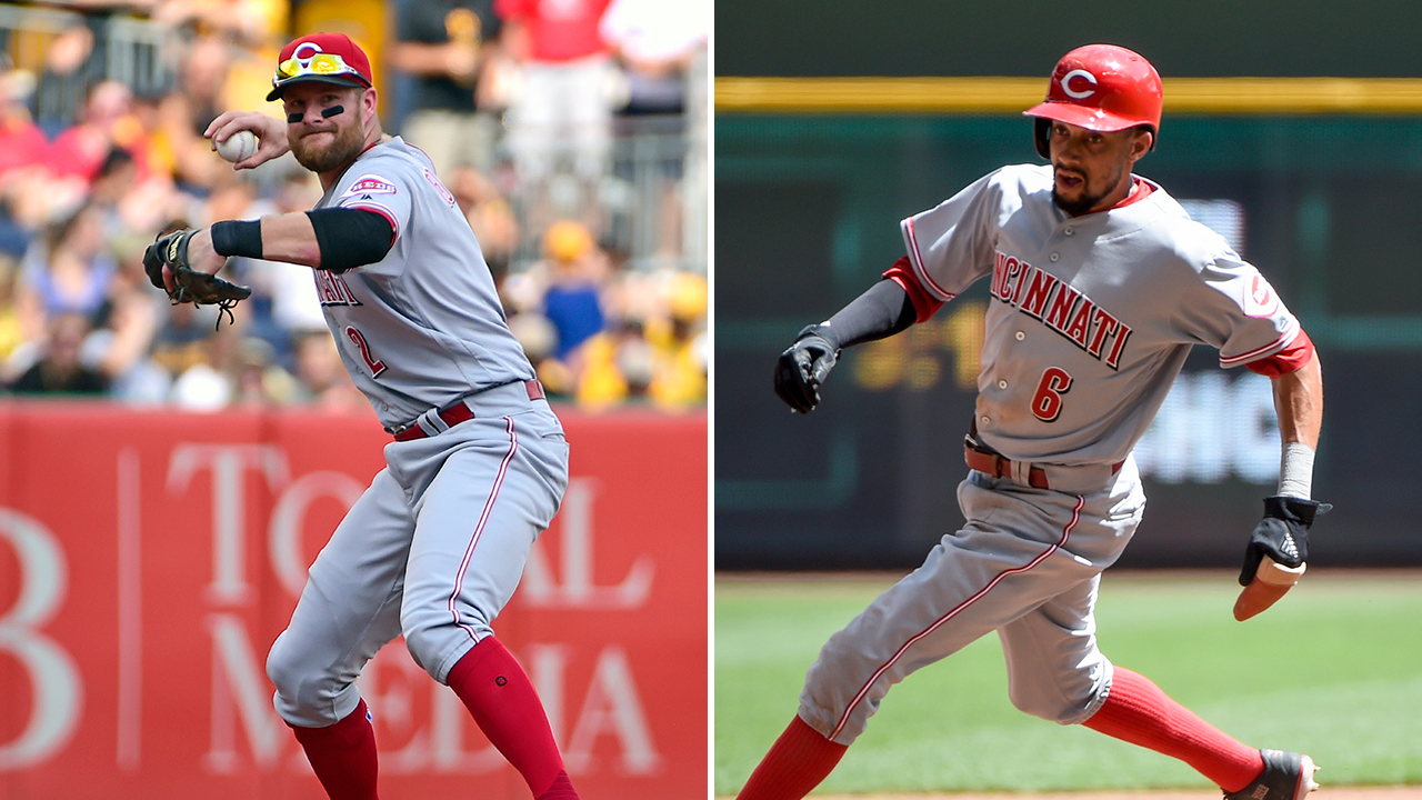 Reds offer deals to all 4 arb-eligible players