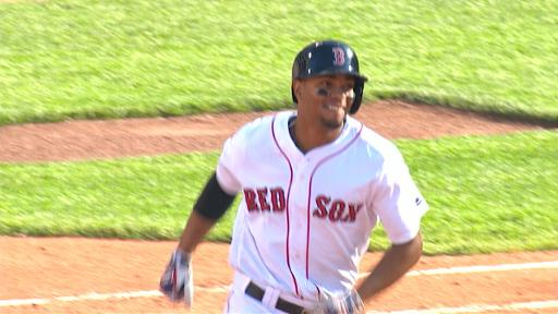 Xander Bogaerts home run