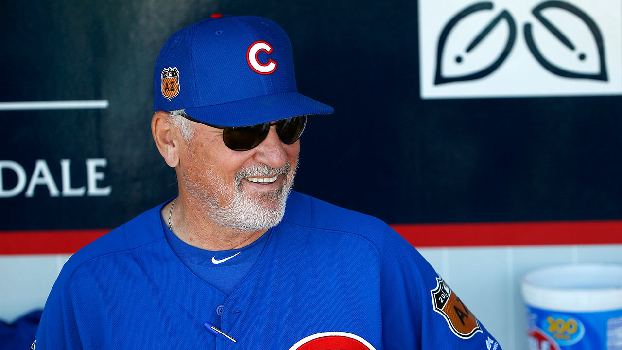 Maddon sees positives in Rondon's rough night