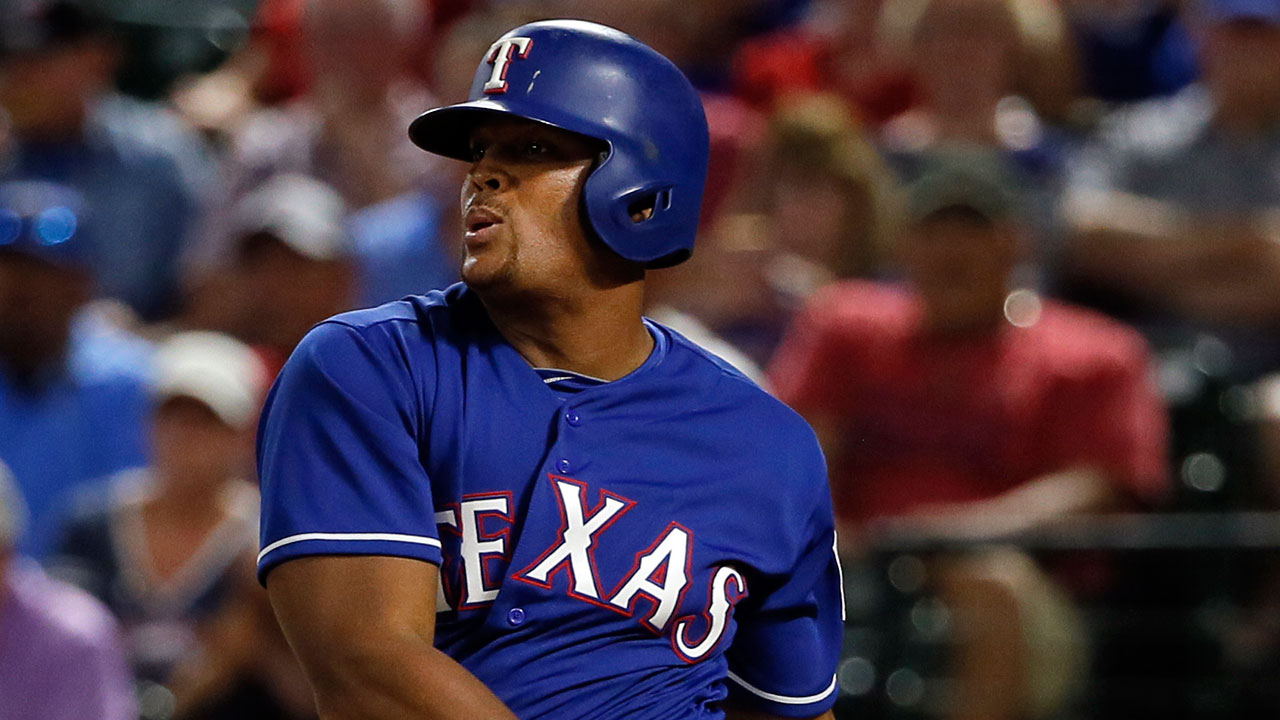 Banged-up Beltre determined to keep battling