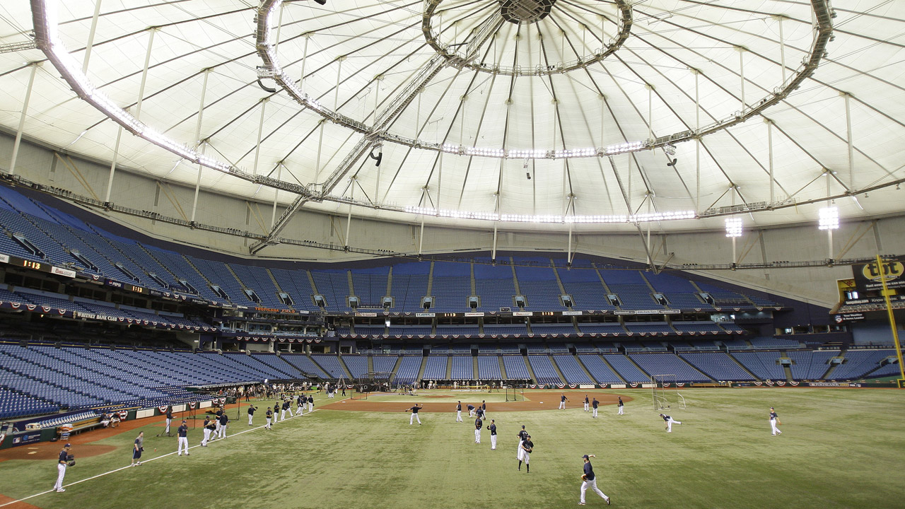 Rays have deal to search for new stadium