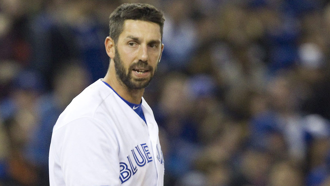 Blue Jays outright Colabello; 1B elects free agency