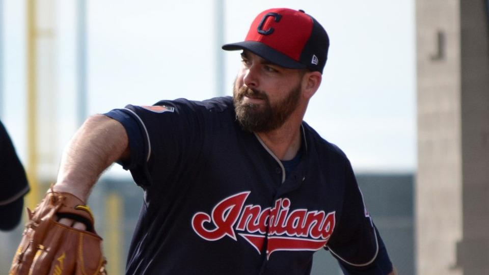 Lefty Logan strives to bring balance to bullpen