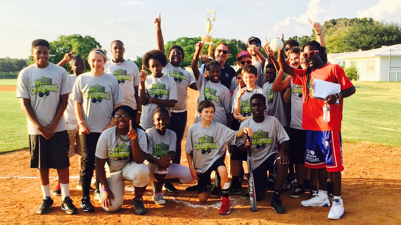 Play Ball initiative celebrated in St. Pete