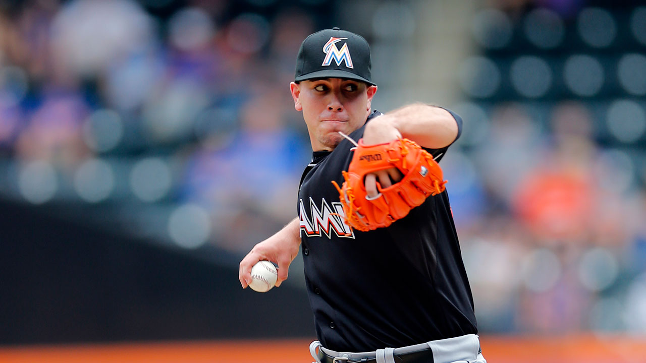 Marlins note 4-year mark of Fernandez debut