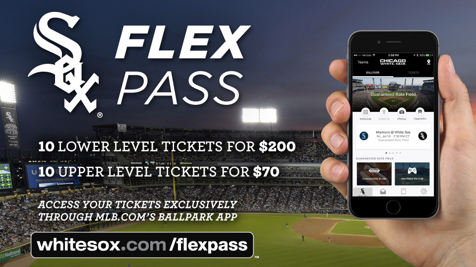 What Is The White Sox Flex Pass?