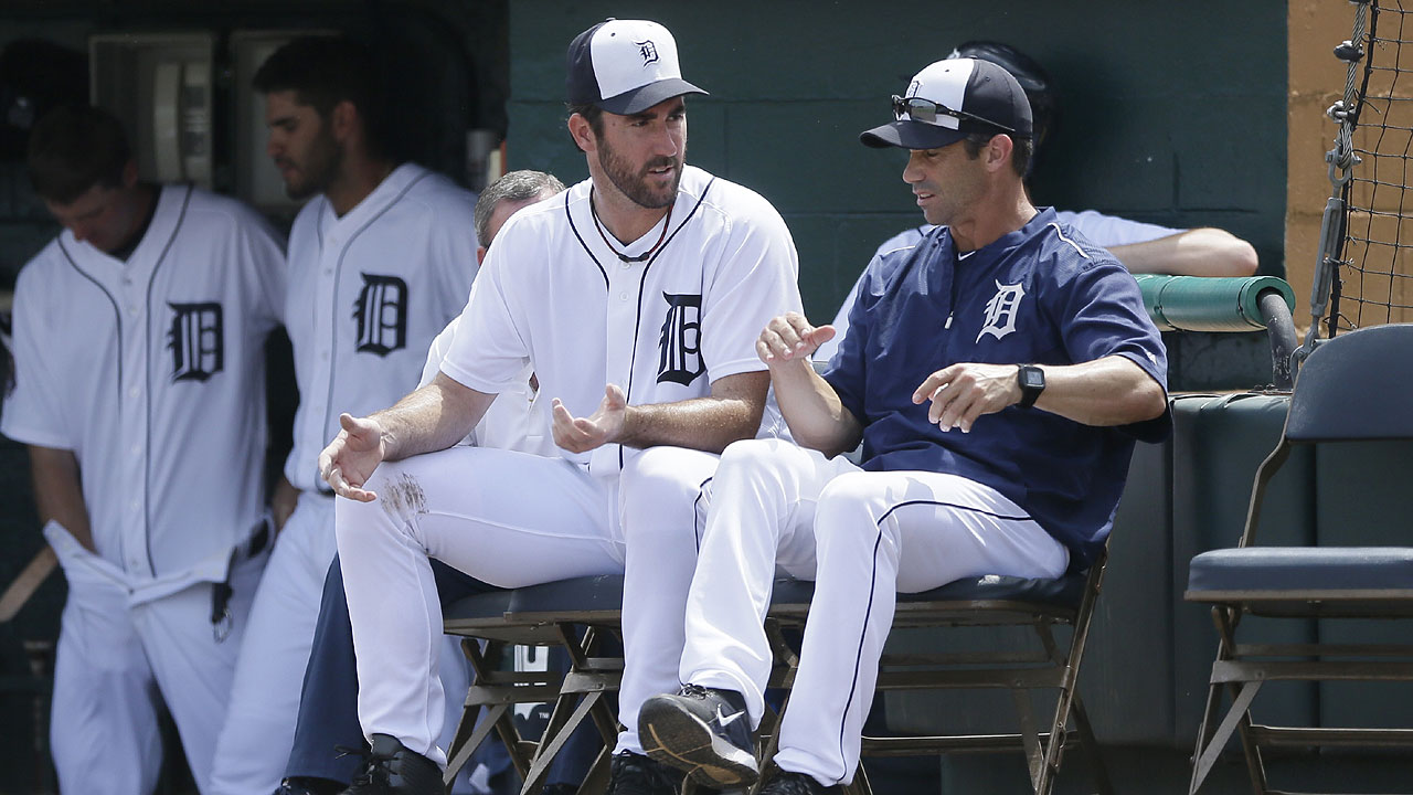 Verlander focused more on fine-tuning than homers