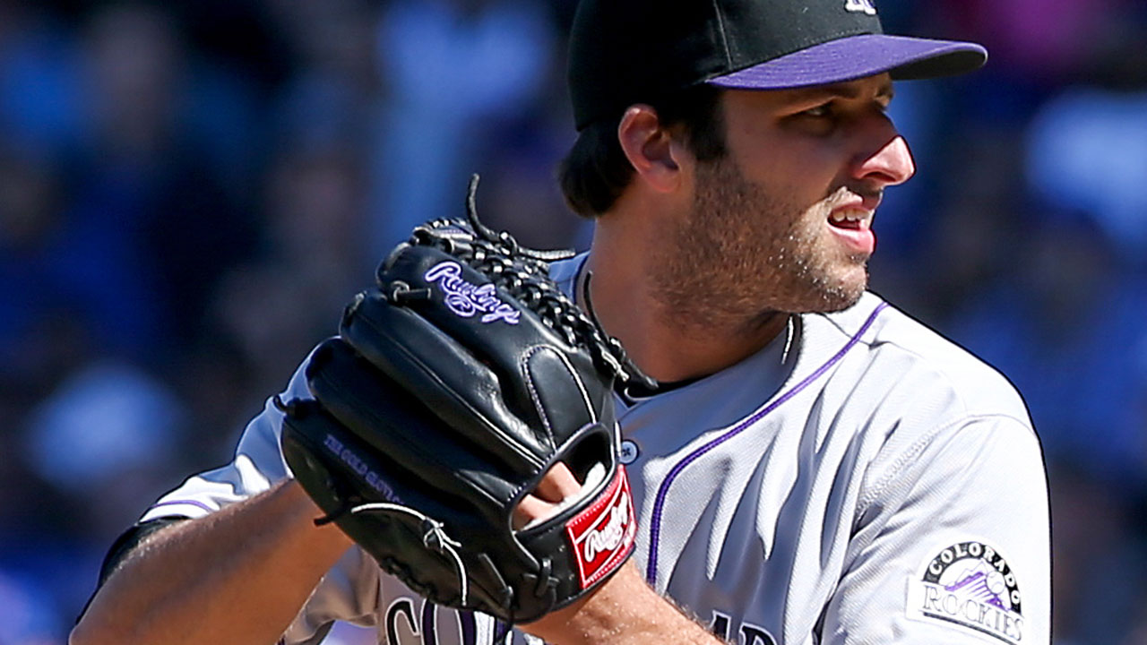 O's claim righty Hale off waivers from Rox