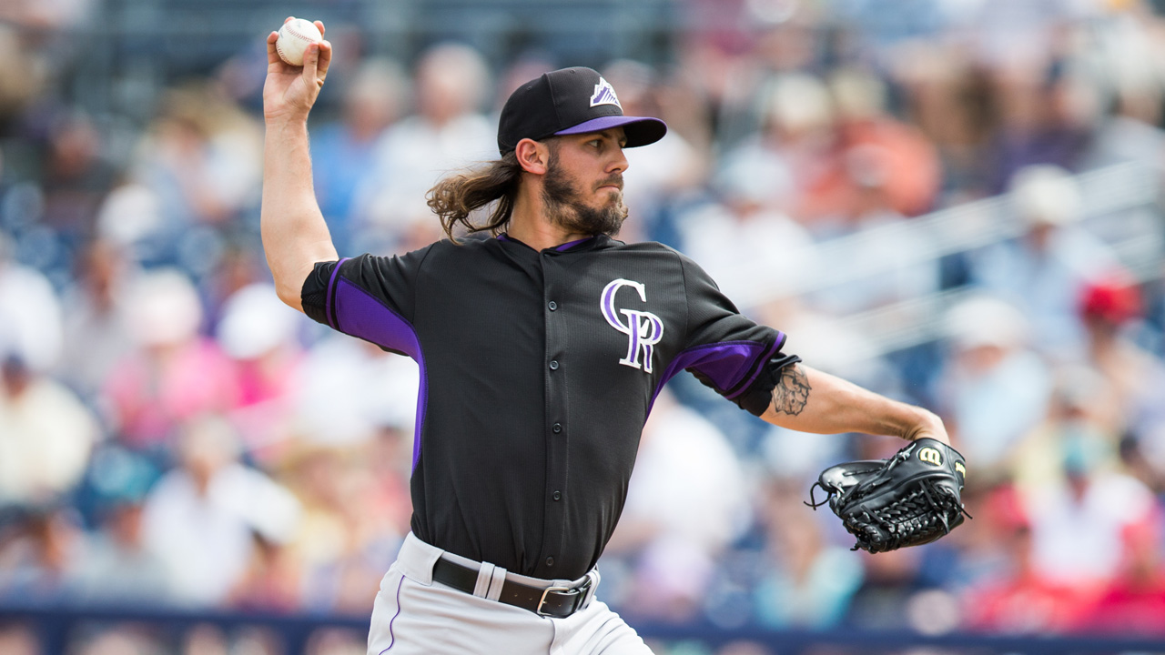 Bergman continues to make impression on Rockies