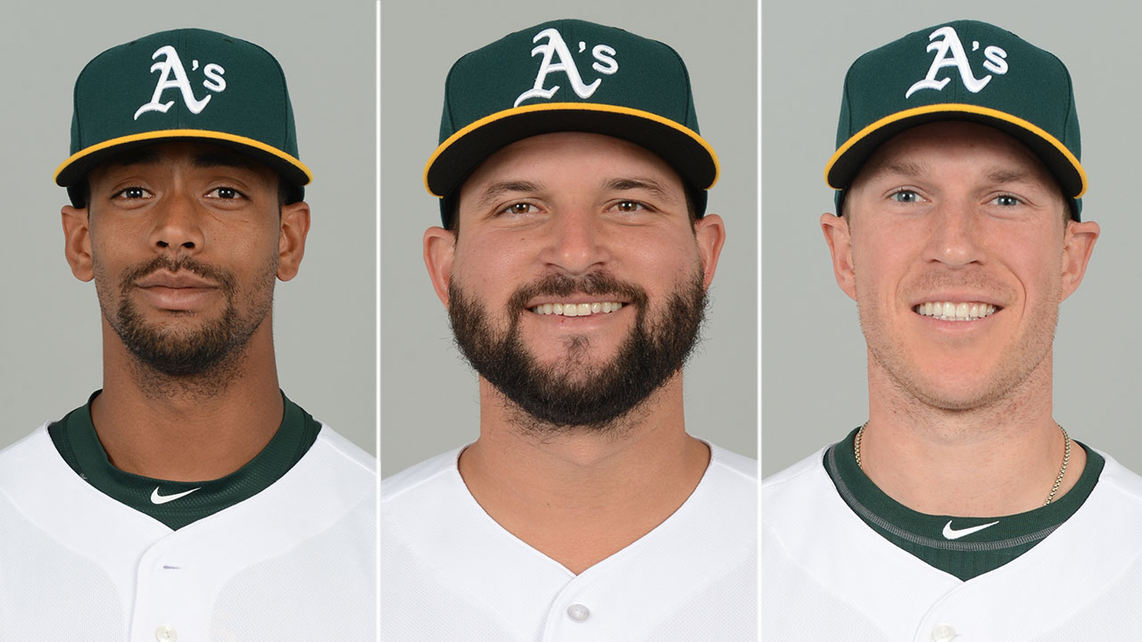 New faces highlight A's first spring lineup