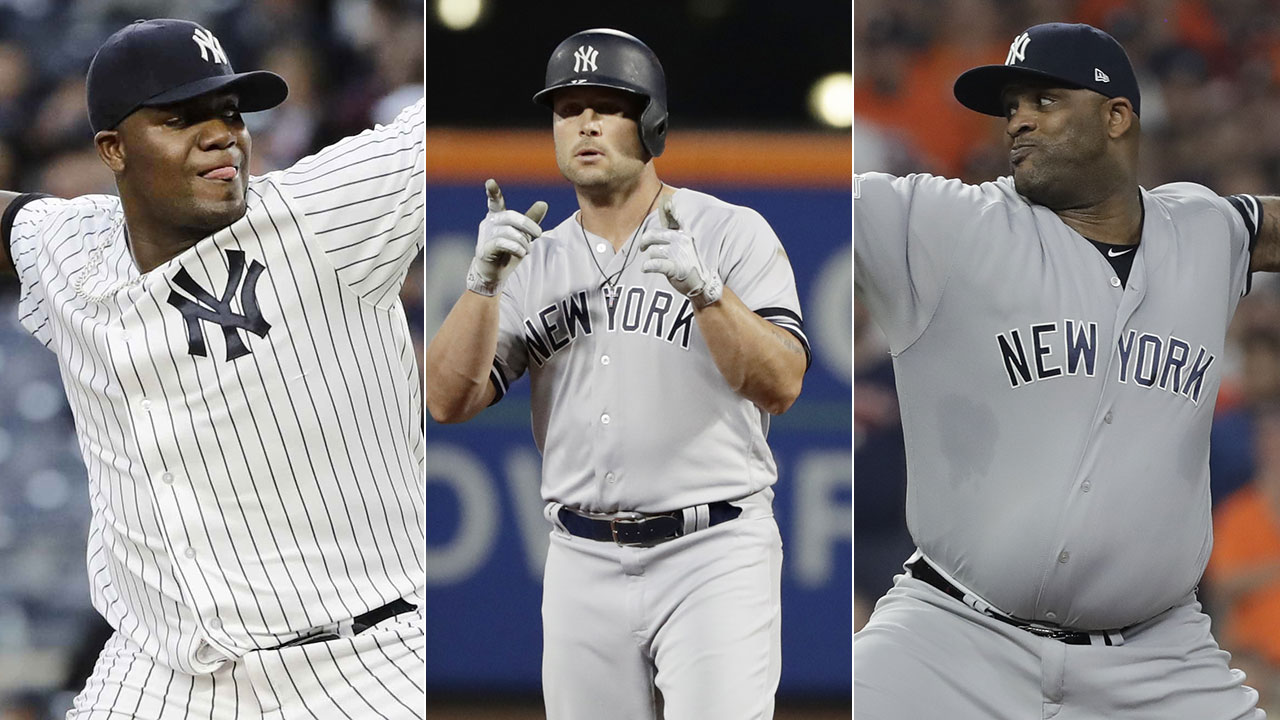 CC, Holliday, Pineda don't get qualifying offers