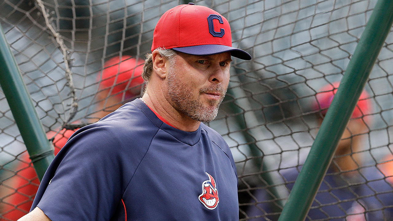 Giambi to serve as Indians guest instructor