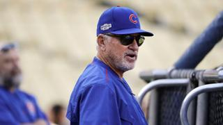 Oct. 20 Joe Maddon postgame interview