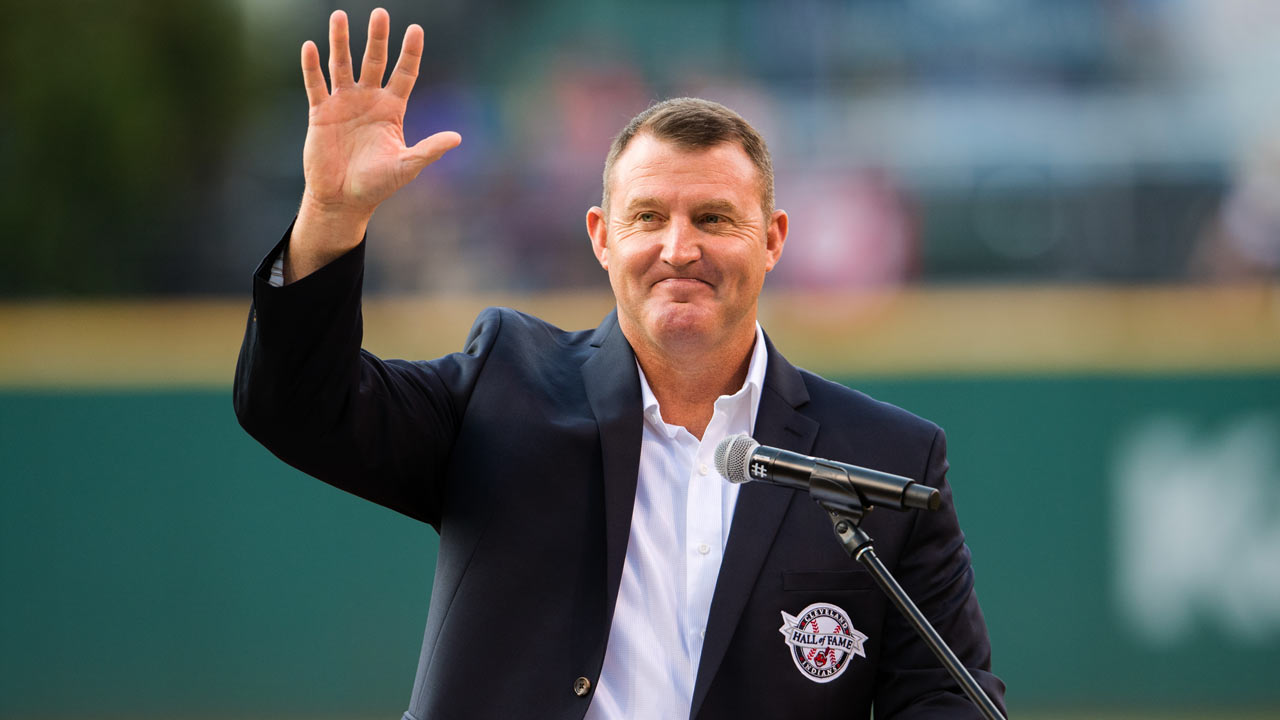 Tribe's return to World Series stirs memories for Thome