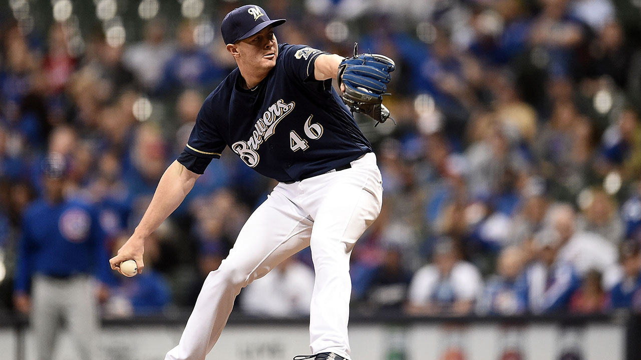 Knebel sees scoreless streak finally end