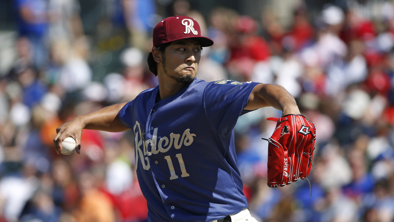 Yu to start for Rangers on Saturday
