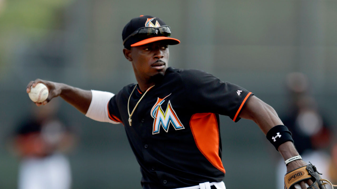 Gordon, Marlins launch hit parade against Nats