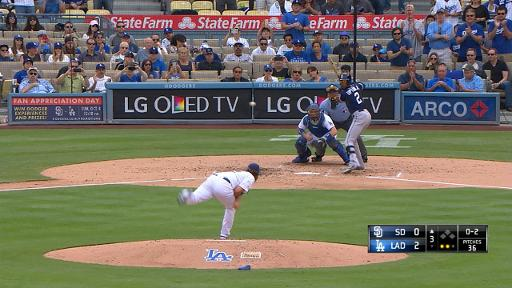 Clayton Kershaw 300th Strikeout