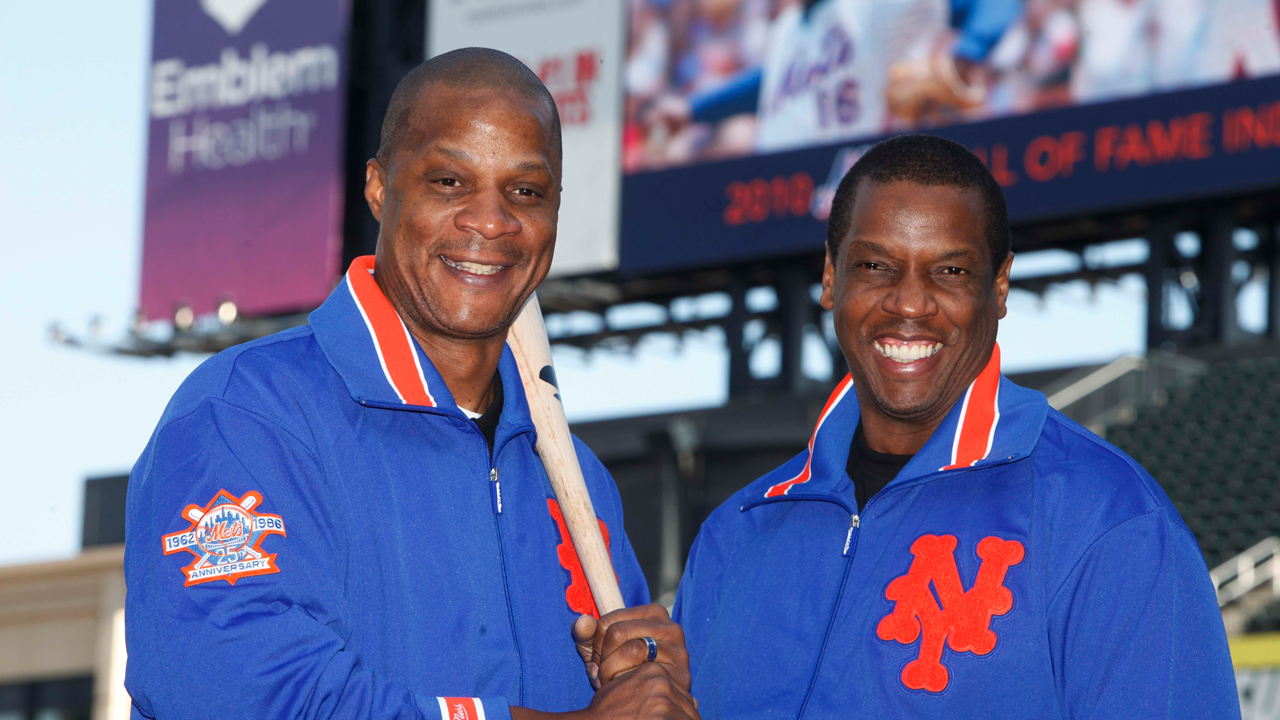 Dwight Gooden niega acusación de Darryl Strawberry de que es drogadicto