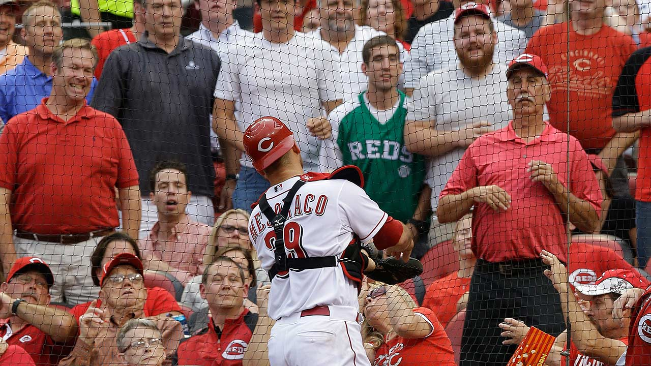 Reds to protect fans with added netting