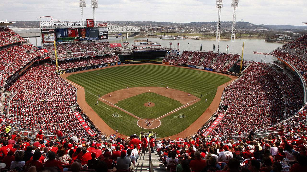 Reds will welcome Phils to GABP to open 2016