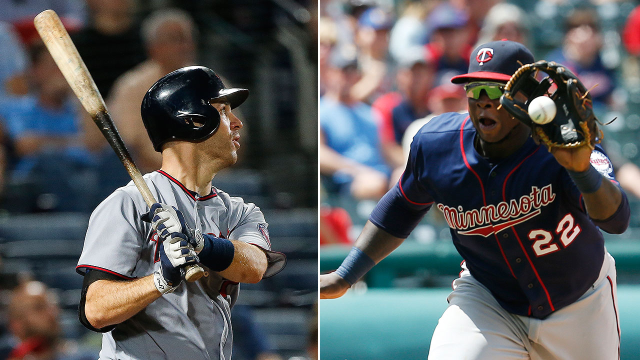 Mauer, Sano dealing with injuries