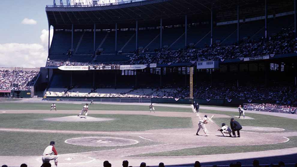 History: 1963 All-Star Game