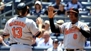 O's get much-needed win to finish road trip