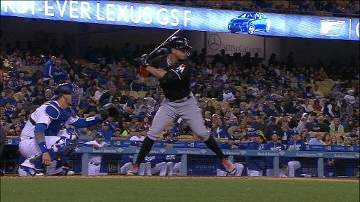 Giancarlo Stanton home run