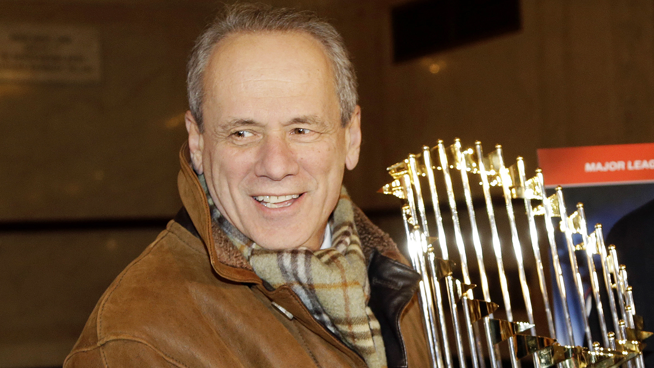 Lucchino part of group buying Pawtucket Red Sox