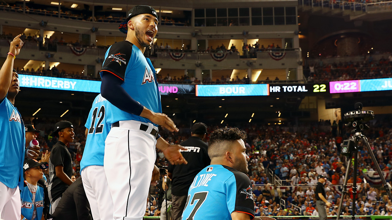 astros prove they belong in all star game mlb com