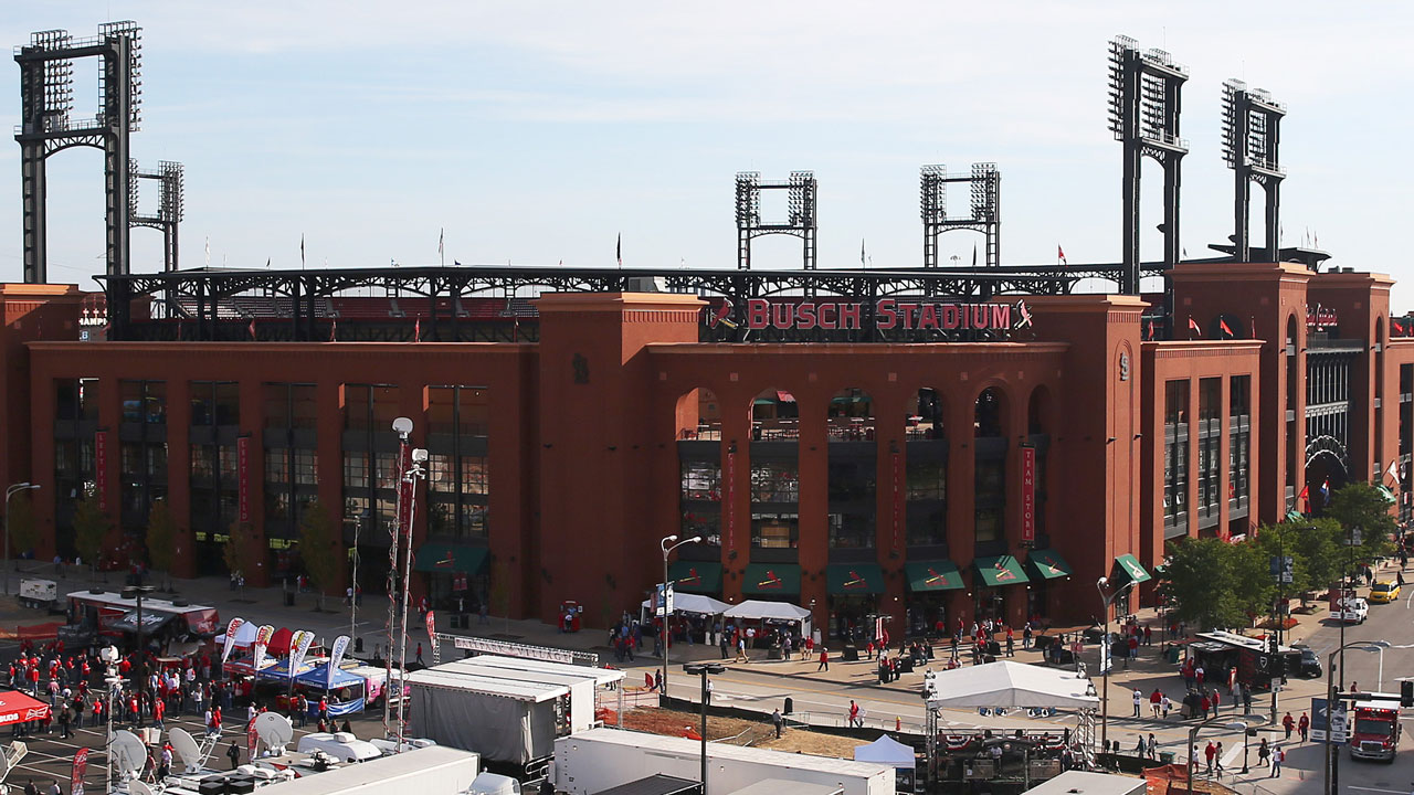 Busch Stadium to host NHL Winter Classic