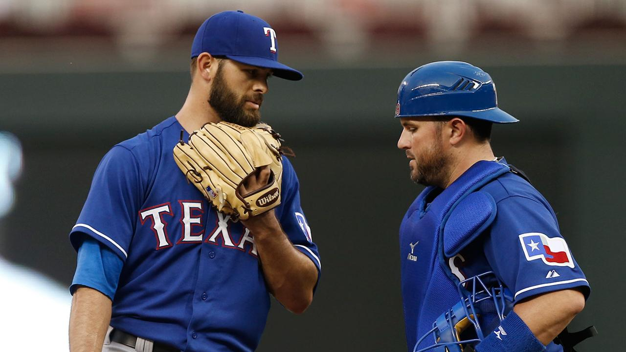 Rangers stumble on road after home hot streak