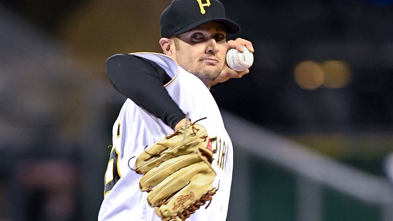 Pirates call up Luebke, Partch for bullpen