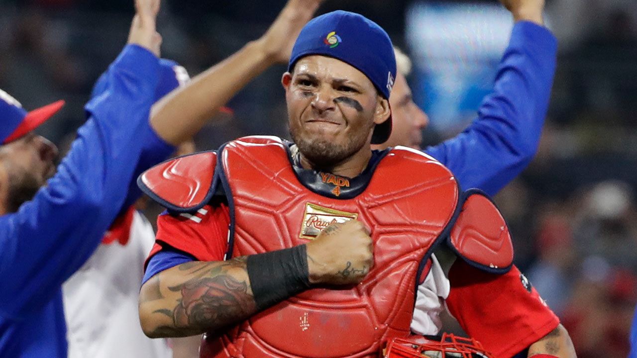 Cards 'open for business' for Yadi extension