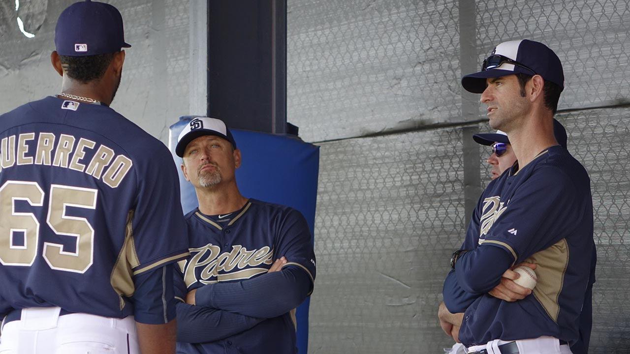 Prior's perspective valuable to Padres prospects