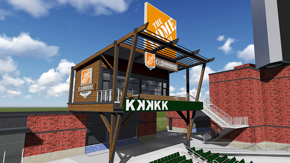 Home Depot Clubhouse | MLB.com