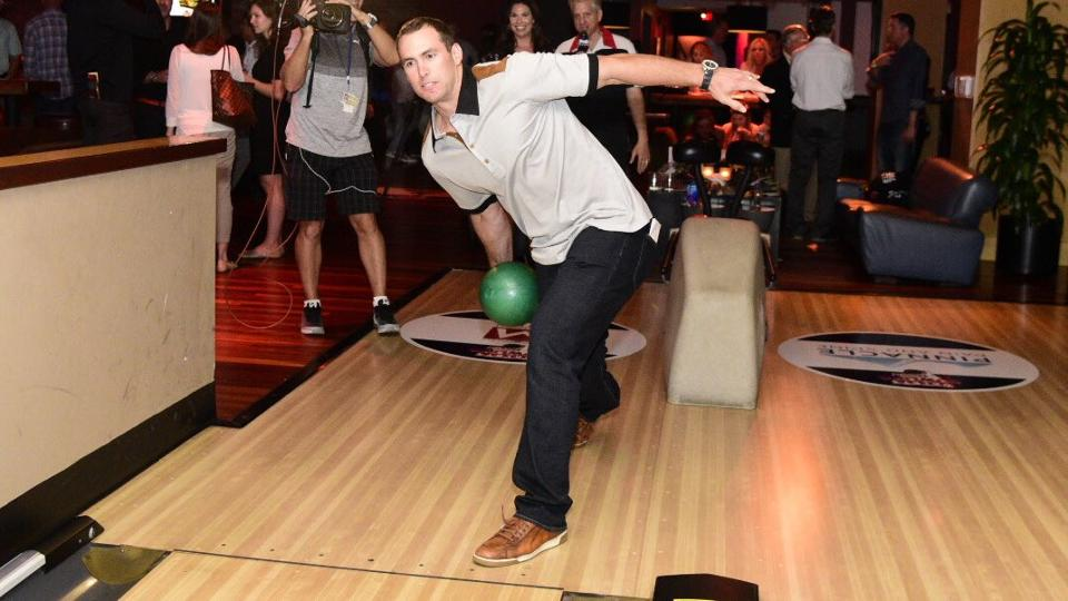 Goldschmidt's charity bowling event a hit