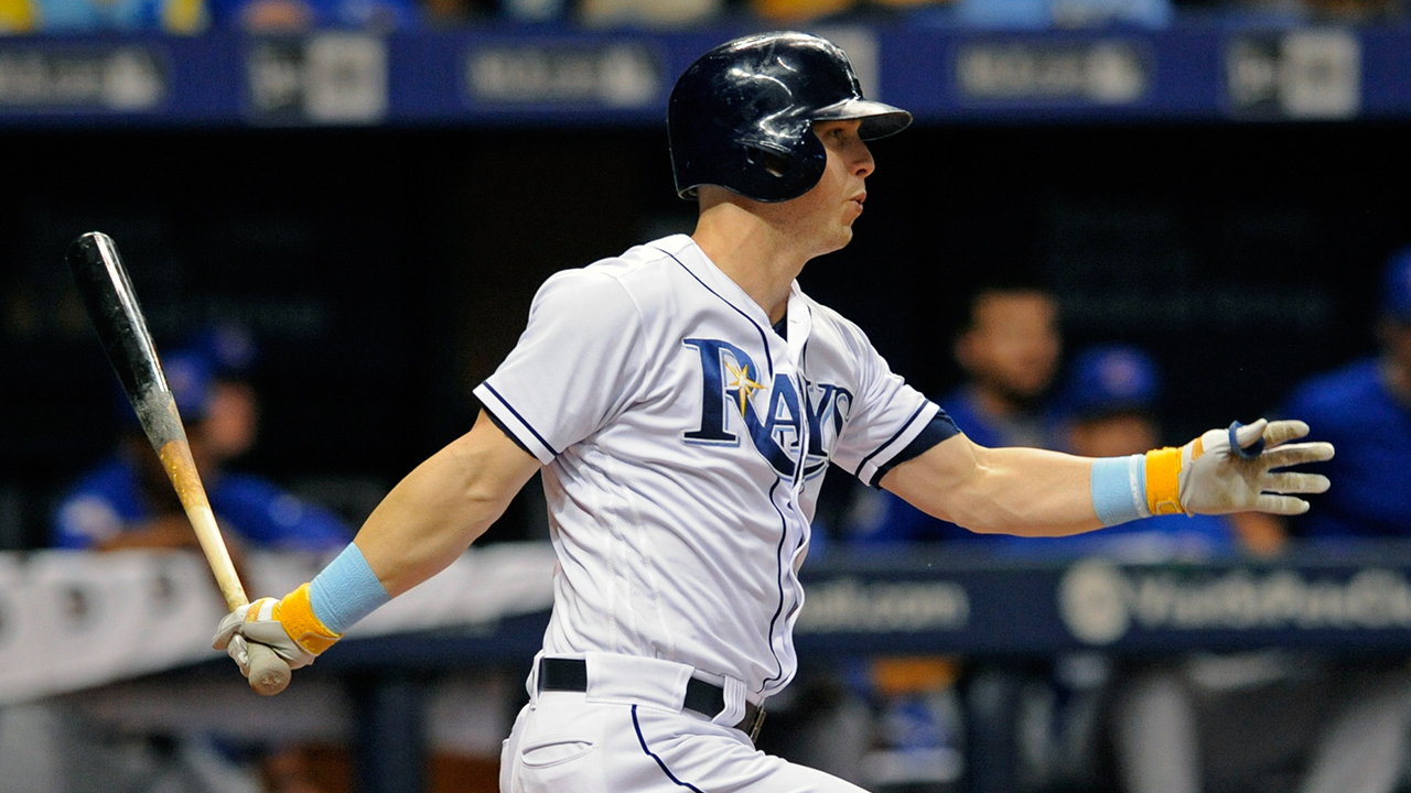 Corey Dickerson could be key for Rays in 2018