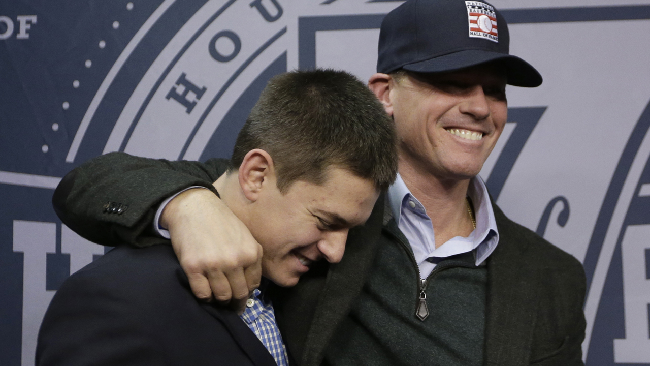Astros draft club legend Biggio's son