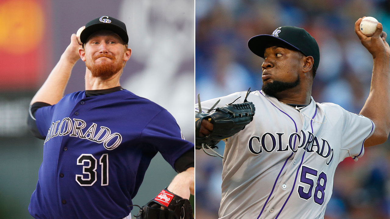 Rockies switch Butler, Flande in rotation