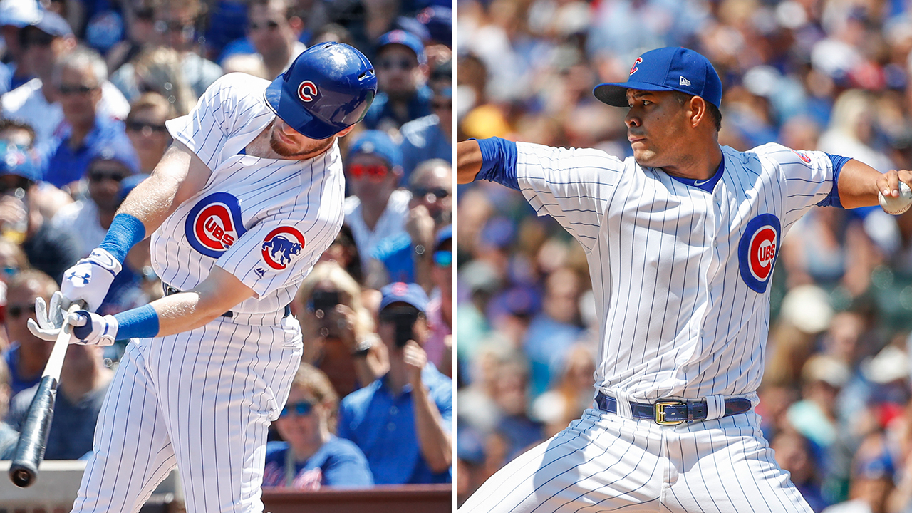 Ian Happ leads Cubs to win over Blue Jays