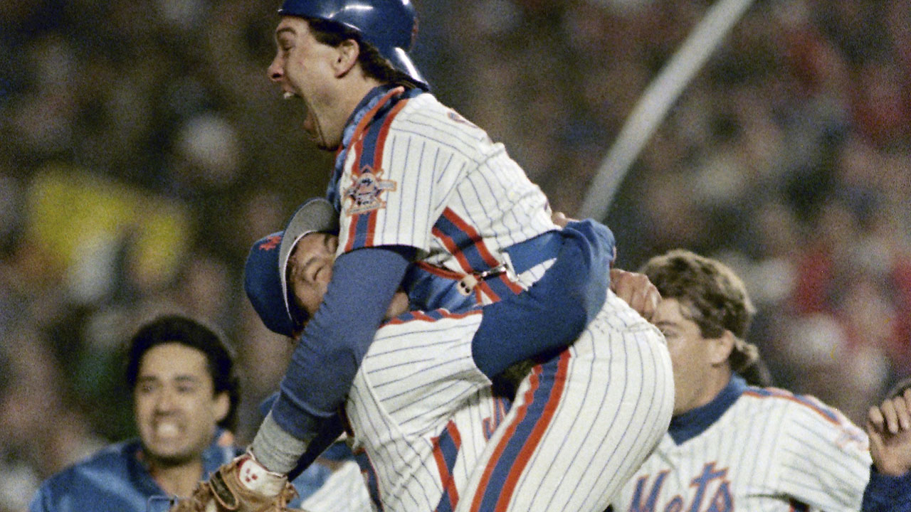 Throwback Sunday: Mets to wear '86 uniforms
