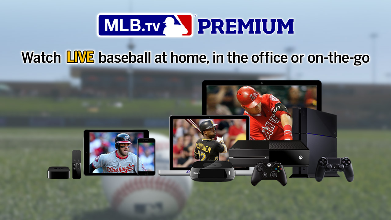 MLB.TV available for rest of season at lower price